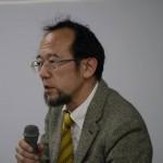 秋元秀俊(事務局長・コアメンバー)