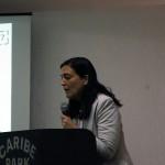 開催地がブラジルということもあり、南米から多くの方が参加していましたが、Q&Aがスペイン語で行われる一面も。